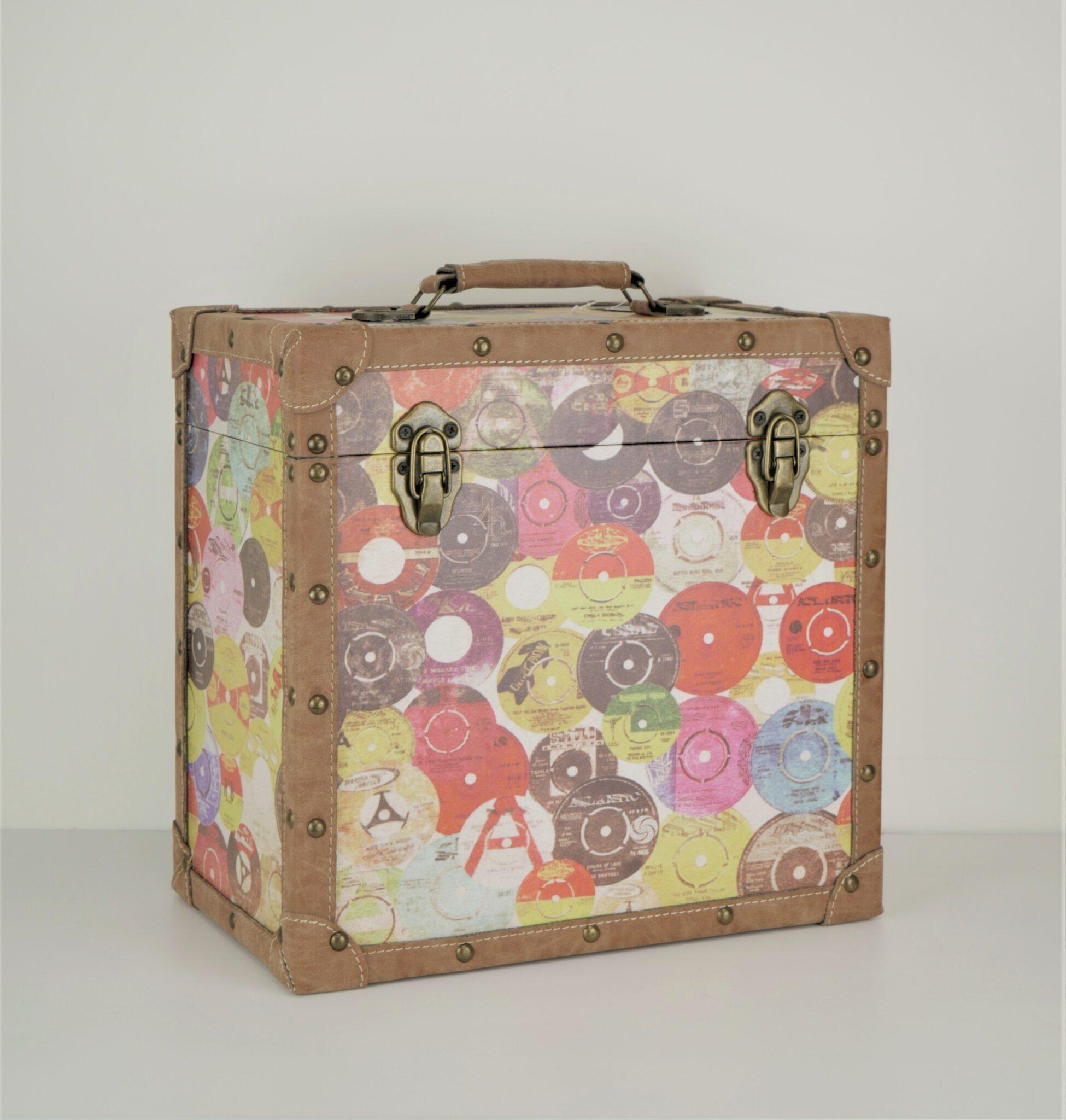 SRB2 Retro Vinyl Carry Case