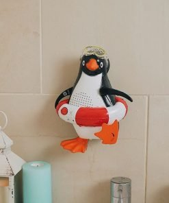 Steepletone PSR5 BT Penguin Shower FM Radio/Bluetooth