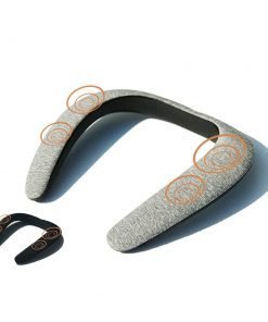 Steepletone Openwear Wearable Wireless Stereo Speaker Soundwear