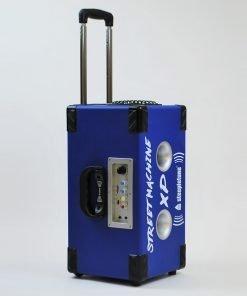 Steepletone SM001 XP Street Machine MP3 Player Bluetooth USB/SD/MMC Card – Karaoke – Boombox